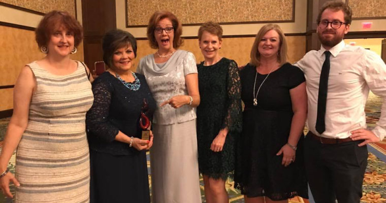 2017 Carol Awards Results from ACFW Conference