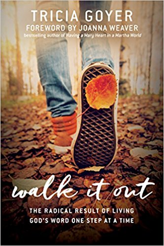 Book Review: Walk it Out by Tricia Goyer