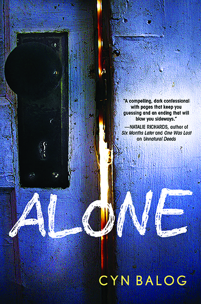 Book Review and Spotlight: Alone by Cyn Balog + GIVEAWAY