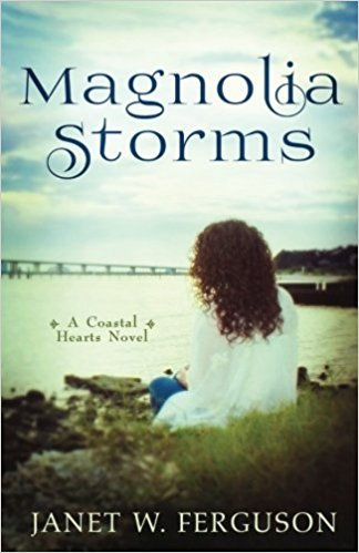 Book Review: Magnolia Storms by Janet Ferguson + GIVEAWAY!