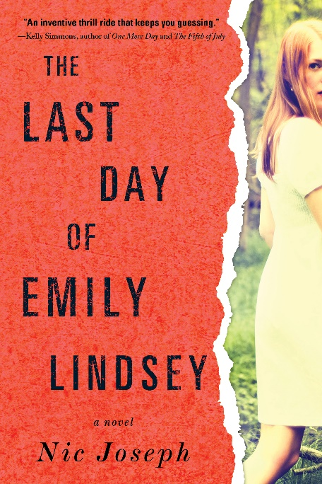 Book Review: The Last Day of Emily Lindsey by Nic Joseph + GIVEAWAY!