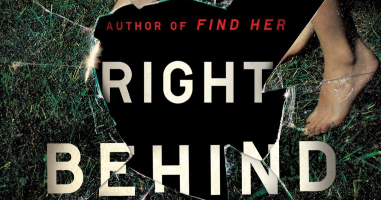 Lisa Gardner's Right Behind You out in Paperback–Series order for FBI Profiler series