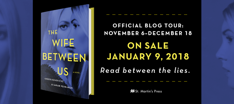 The Wife Between Us Psychological Suspense Book Review and Blog Tour+ Giveaway!