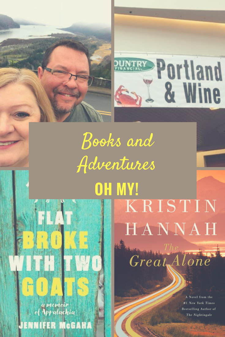 Books and Adventures, Oh My!