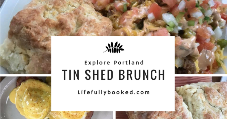Explore Portland: Tin Shed Restaurant for Brunch